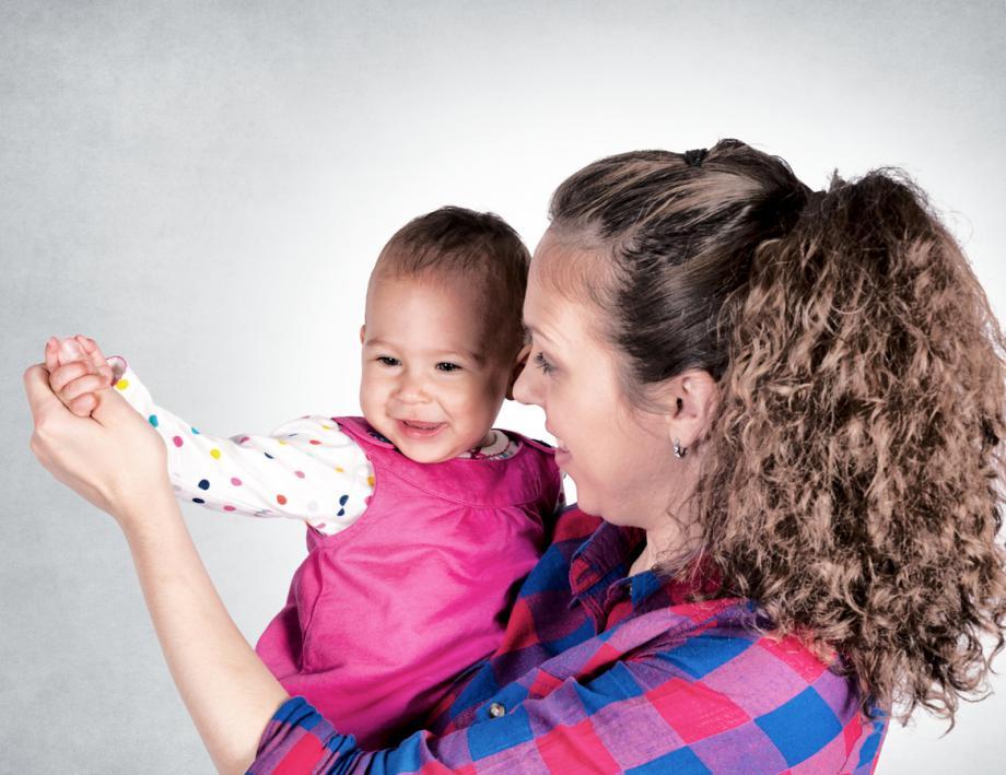 Танцови игри за майки с деца - Новите родители - photo#21