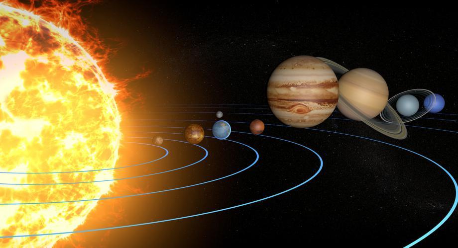 Музейко кани на разходка из Слънчевата система Новите